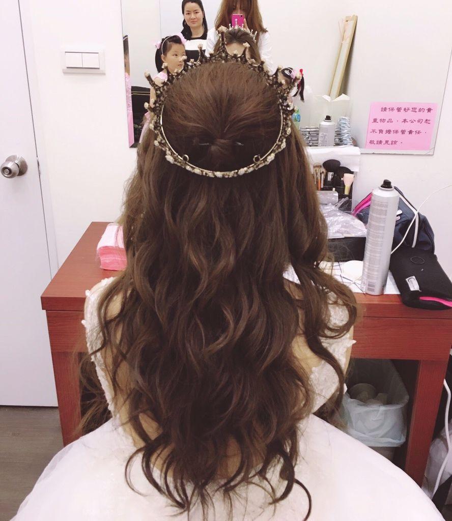 [ JQ BIG DAY ] 天使新秘 IVY Makeup Studio 妝髮造型 推薦