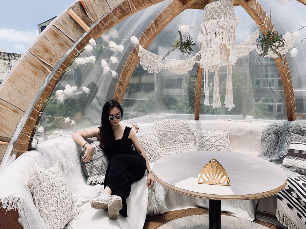 食甸森蒔波希米雅水晶球小屋