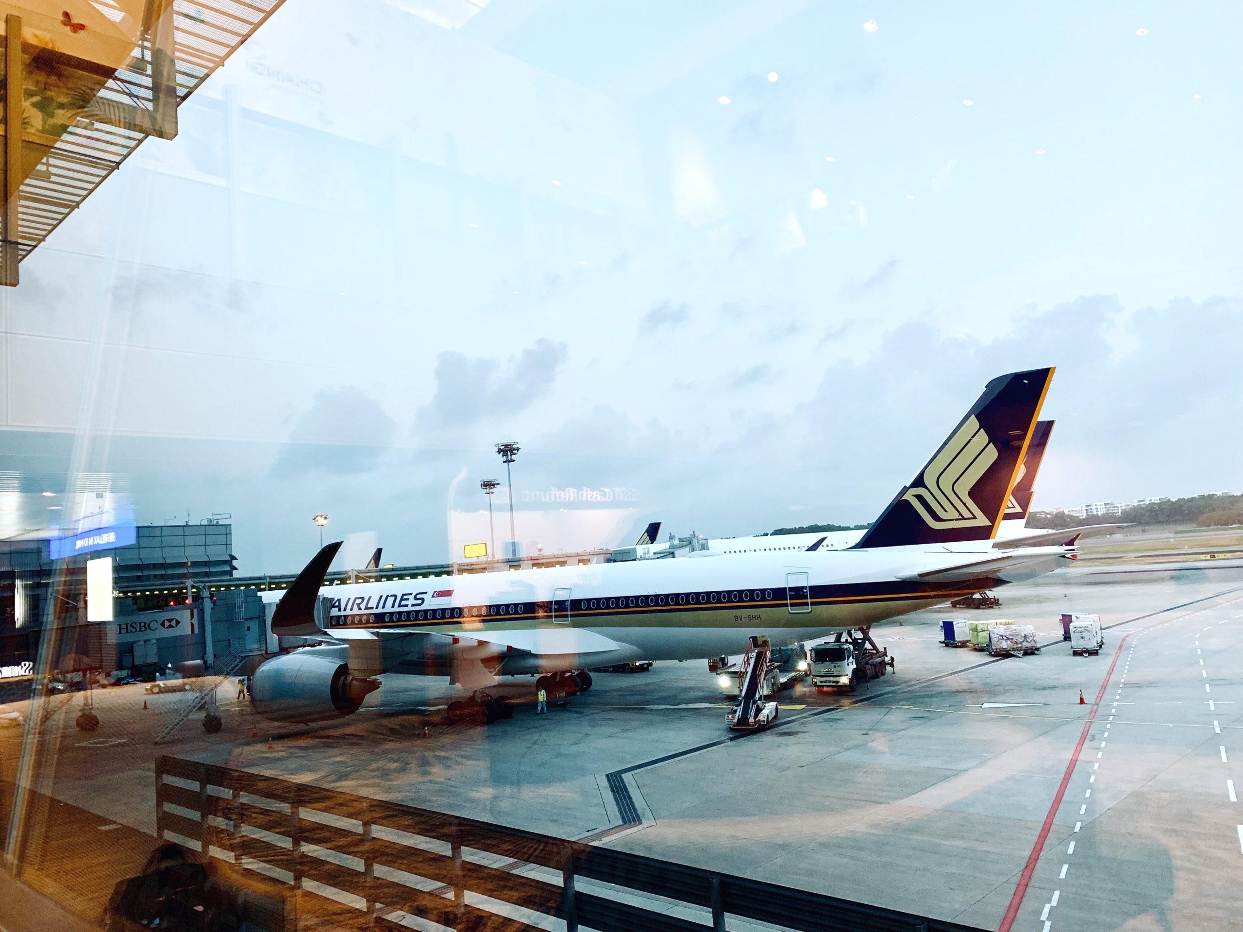 澳洲墨爾本|乘新加坡航空至樟宜機場轉機初體驗及評價
