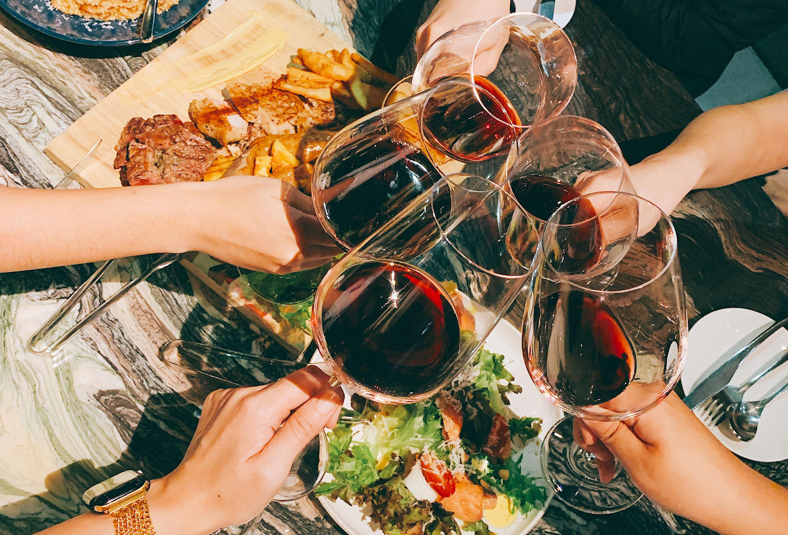 台北大安區|WINONA 葡萄酒餐廳 東區餐酒館推薦