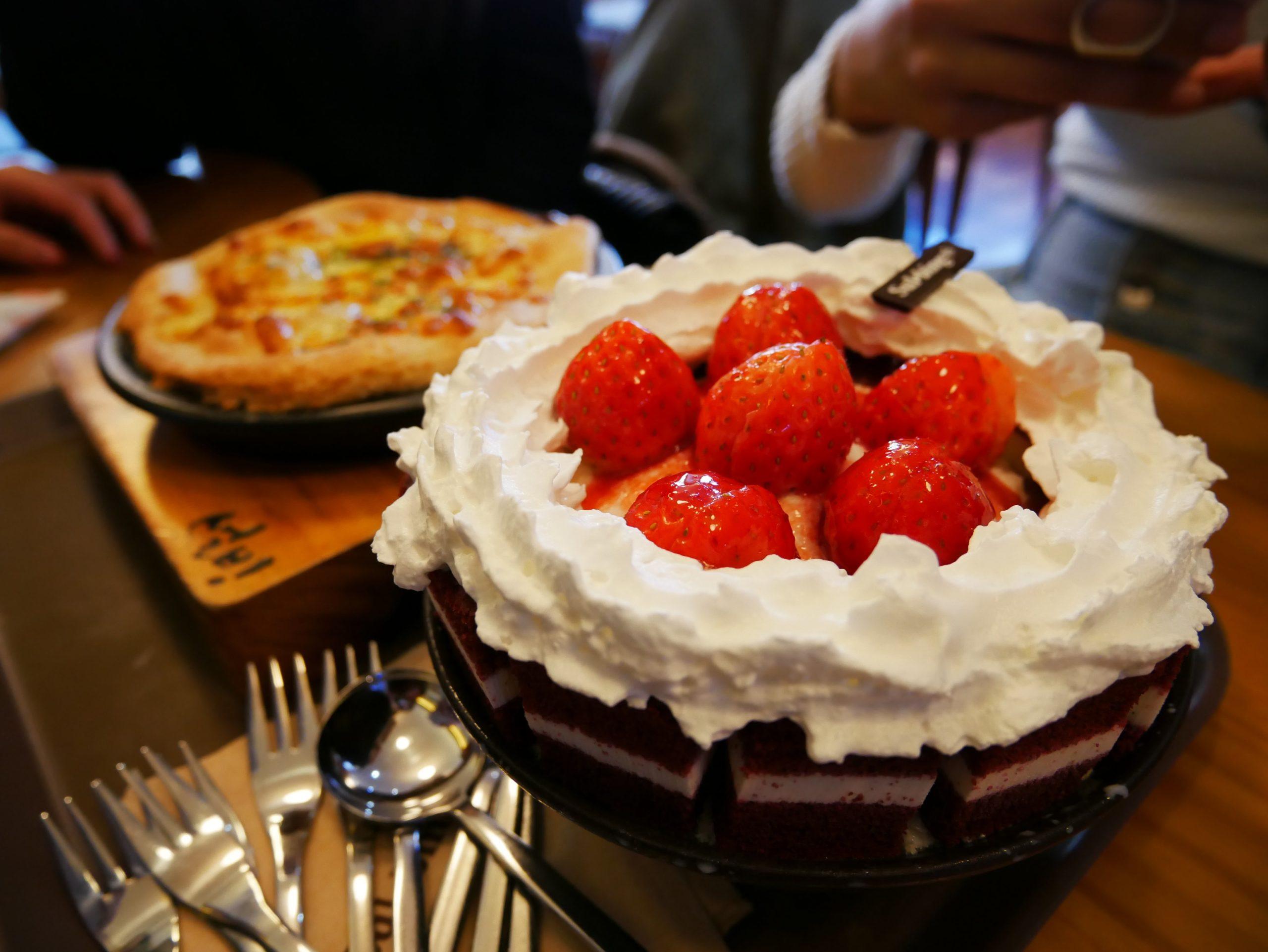 韓國首爾|江南新沙洞 Sulbing 雪冰 夢幻極品甜點
