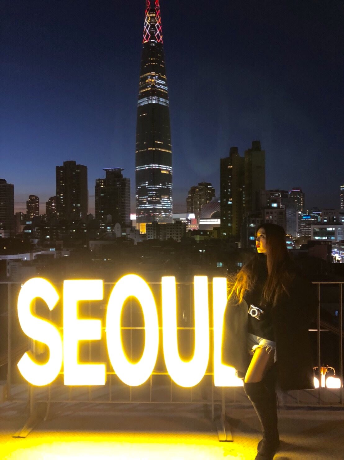 韓國首爾|首爾主義(Seoulism)咖啡廳 夕陽絕美第一選擇的SKY CAFE