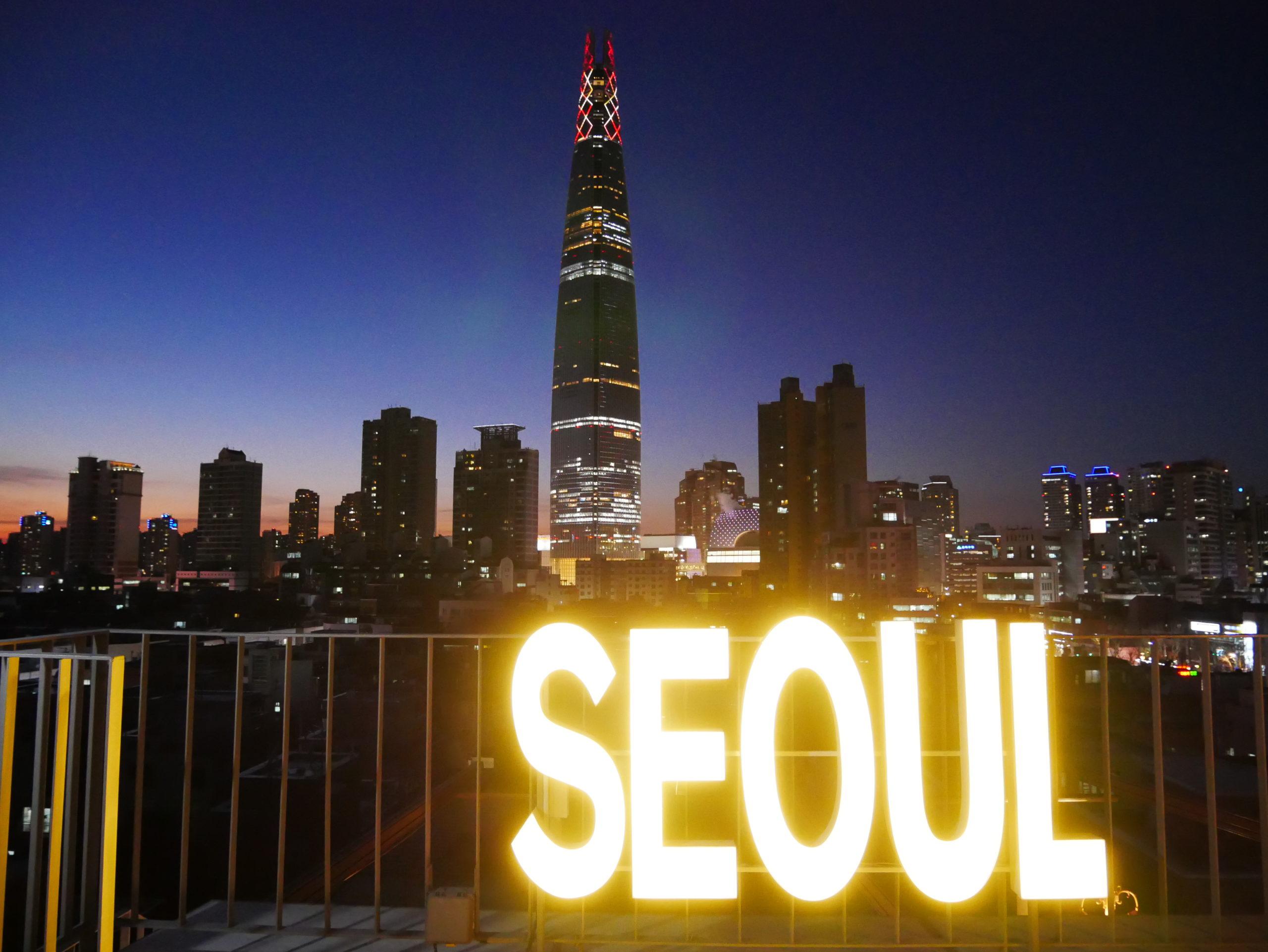韓國首爾|只有女生的冬季旅行|5日自由行行程